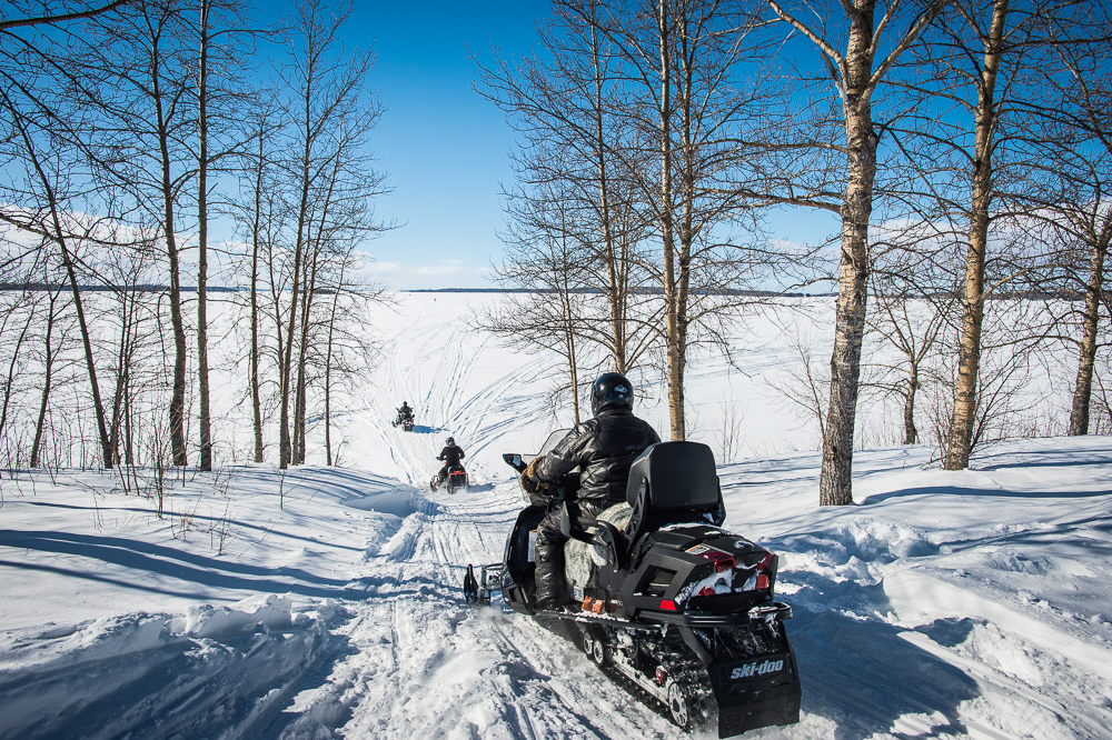 Trails in Abitibi-Témiscamingue