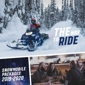 Snowmobile packages